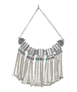 Afghani Statement Necklace