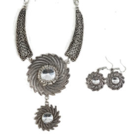 Eid Products Necklace and Earrings